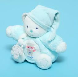 Kaloo Imagine Chubby Bear Aqua Plush Stuffed Animal New In B
