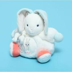 Kaloo Imagine Chubby Rabbit Cream Plush Stuffed Animal New I