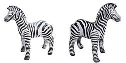 """Inflatable Zebra 32"""" Stuffed Animals PARTY Toys & Games"""