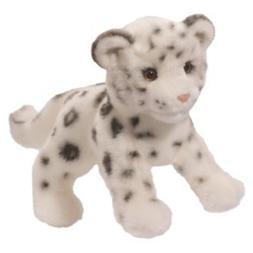 "Douglas Cuddle Toys Irbis Snow Leopard 14"" - Stuffed Animal"