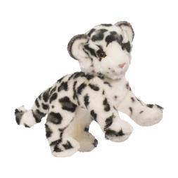 Douglas Irbis SNOW LEOPARD Plush Wildcat Stuffed Animal Cudd