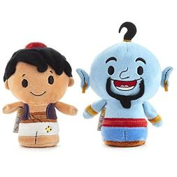 Hallmark itty bittys Disney Aladdin and Genie Stuffed Animal