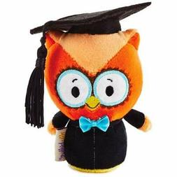 Hallmark itty bittys Grad Owl 2019 Stuffed Animal