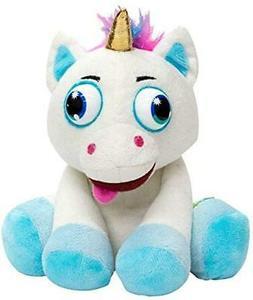 Jibber Zoo Interactive Plush Toy | Lucky Unicorn