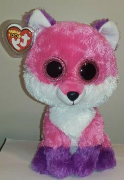 Ty Beanie Boos Joey - Fox Small