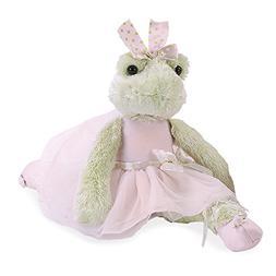 Bearington Juliette Pirouette Plush Stuffed Animal Ballerina