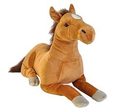 Wild Republic Jumbo Horse Plush, Giant Stuffed Animal, Plush