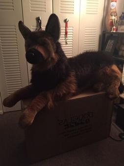 Jumbo Stuffed Douglas German Shepherd Plush - Major