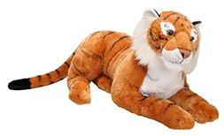 Wild Republic Jumbo Tiger Plush, Giant Stuffed Animal, Plush