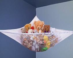 Jumbo Toy Hammock - Organize stuffed animals or children's t
