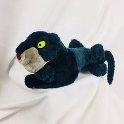 Disney Jungle Book Bagheera Black Panther Plush Stuffed Anim