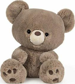 kai teddy bear plush stuffed animal taupe