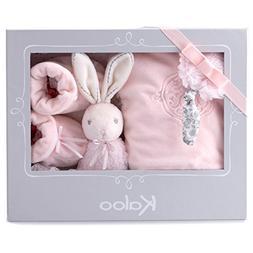 Kaloo Perle Gift Set, Pink, Small