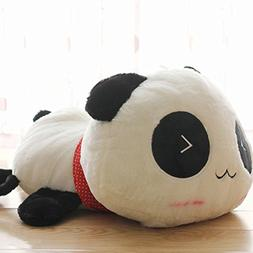 Taiguang Kawaii Cute Plush Animal Giant Panda Pillow Stuffed