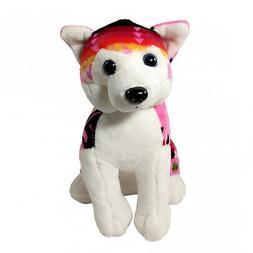 TychoTyke Kids Stuffed Animal Super Soft Plushy Husky Dog So