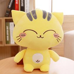 Kids Sweet Soft Stuffed Animal Plush Cartoon Doll Toy Sweet