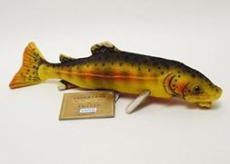 Kin'iromasu 35cmHANSA GOLDEN TROUT fish stuffed animal stuff