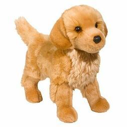 "KING Douglas 16"" plush GOLDEN RETRIEVER stuffed animal dog T"