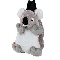 Wild Republic Koala Backpack Soft Plush For Toddlers