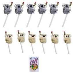 JR Koala Clip On Pencil Huggers