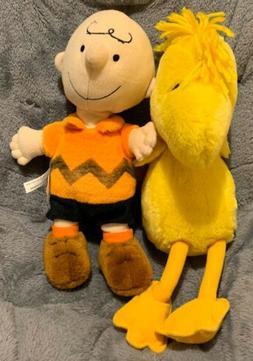 Kohls Cares Kohl's Peanuts Charlie Brown Wood Stock Plush