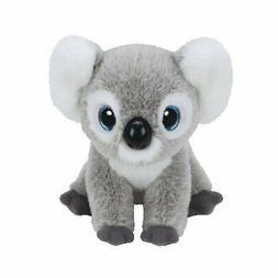 Ty Kookoo Koala Plush, Grey, Regular F/S Japan
