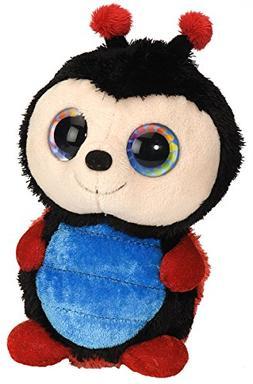 Wild Republic Ladybug Plush Toy, Stuffed Animal, Plush Toy,