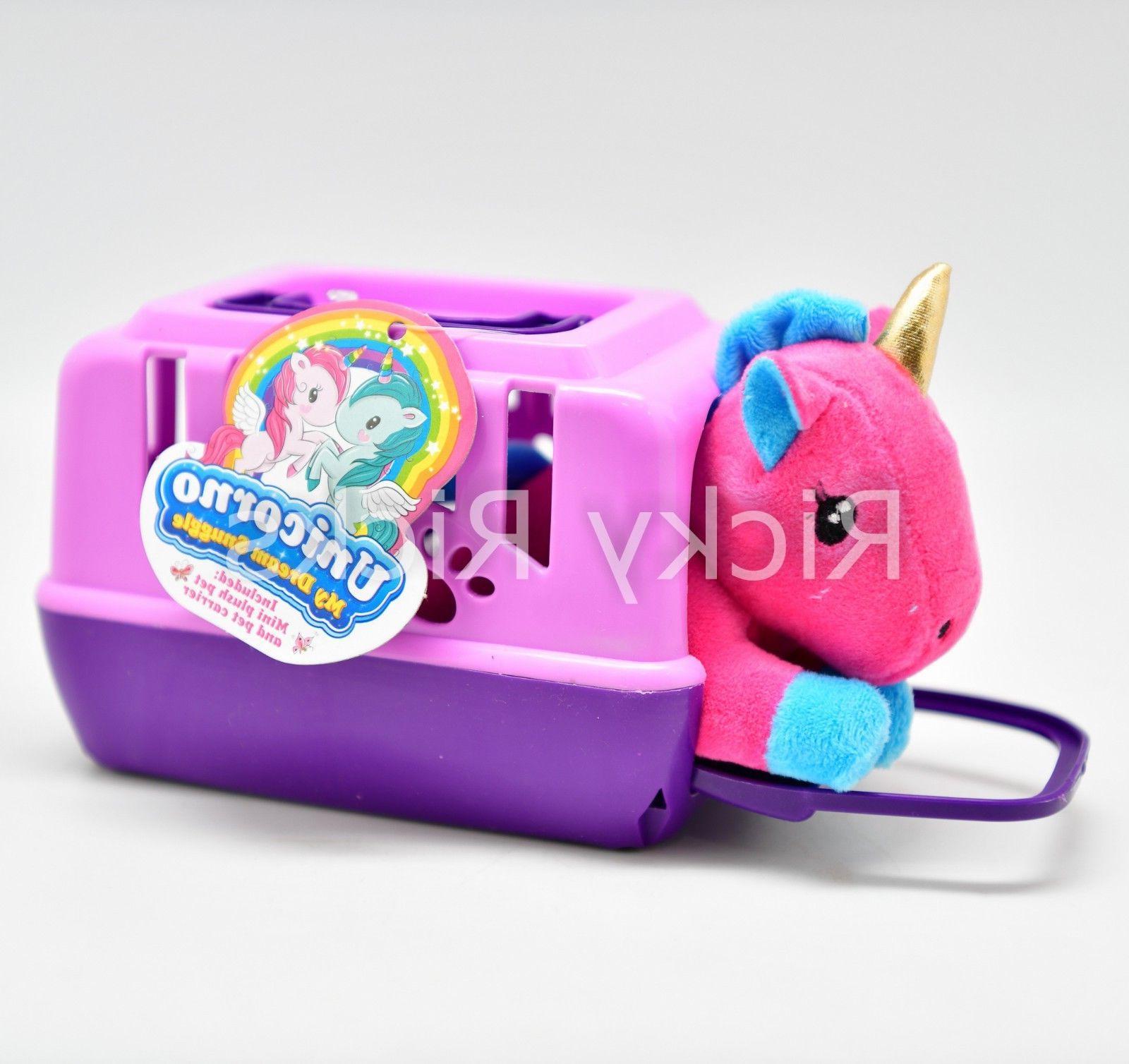 1 Toy Case Kids Stuffed Plush