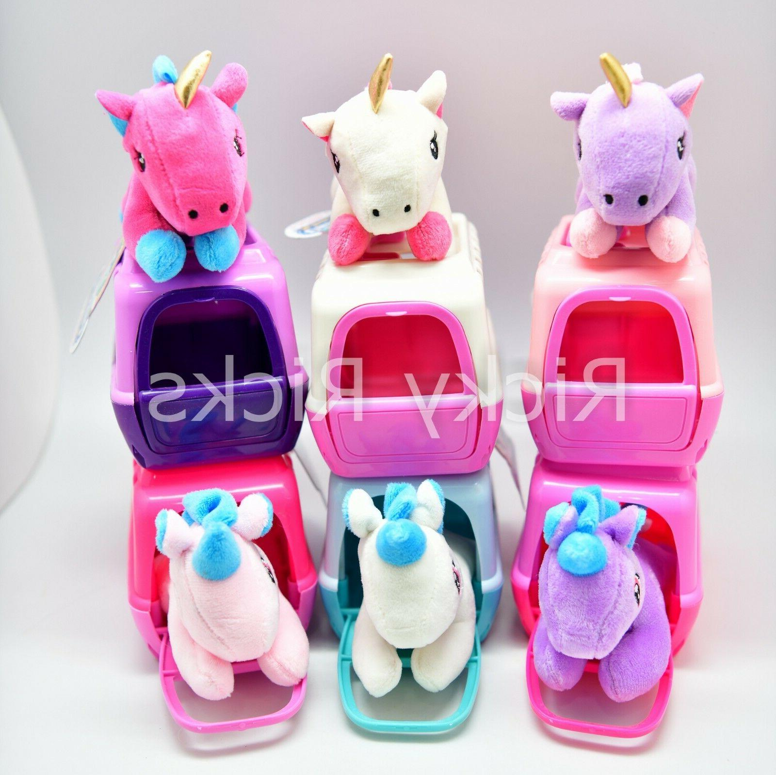 1 Toy Carrying Case Kids Cute Stuffed Animal