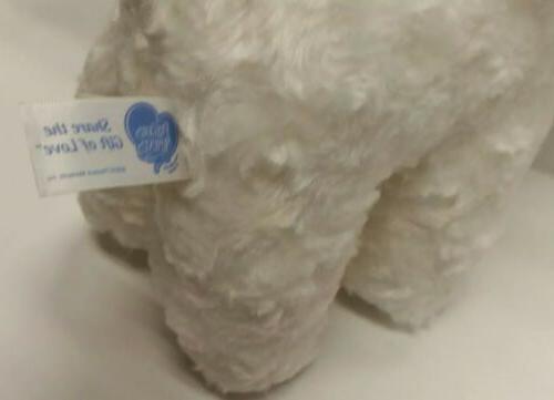 10 Inch Precious Luffie Lamb Wind-Up Plush