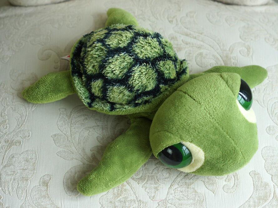 Aurora Green Plush Stuffed