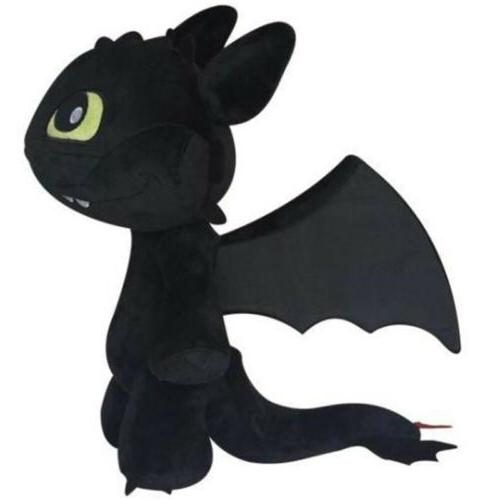 12'' to Your Dragon Toothless Fury Toy Doll