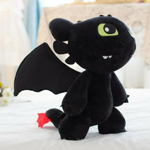 12 how to train your dragon toothless