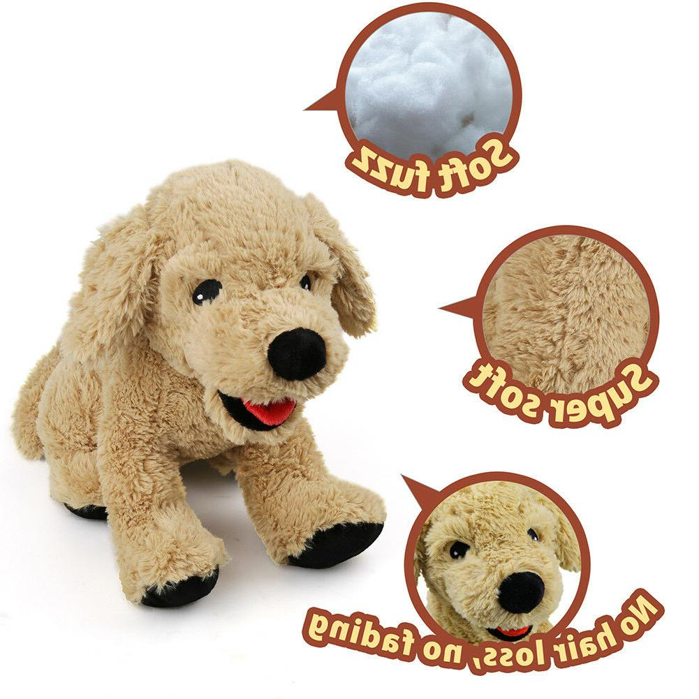 11'' Doll Toy Stuffed Puppy Toys Gift Pet