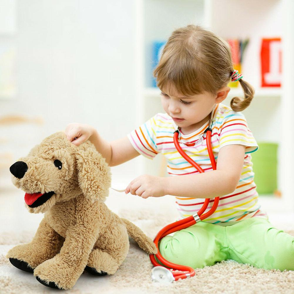 11'' Doll Toy Stuffed Cute Puppy Dog Toys Pet