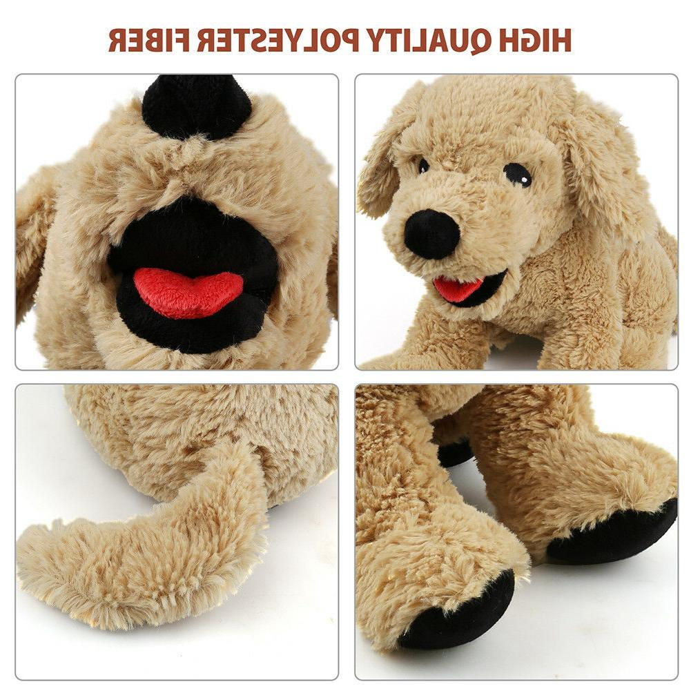 11'' Soft Toy Stuffed Puppy Baby Toys