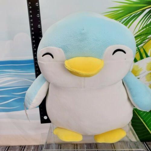 "12"" WEWILL Squishy Penguin Plush Super Stuffed Animal"