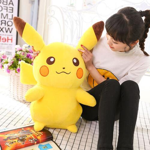 13 8 big stuffed teddy doll pokemon