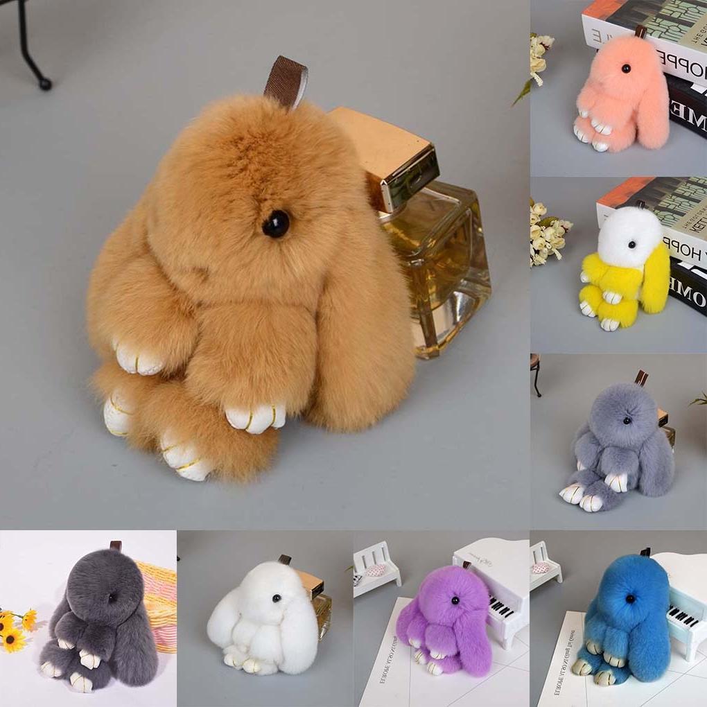 13cm <font><b>Eyes</b></font> Keychain Doll Baby Kids Gift Doll kids gift