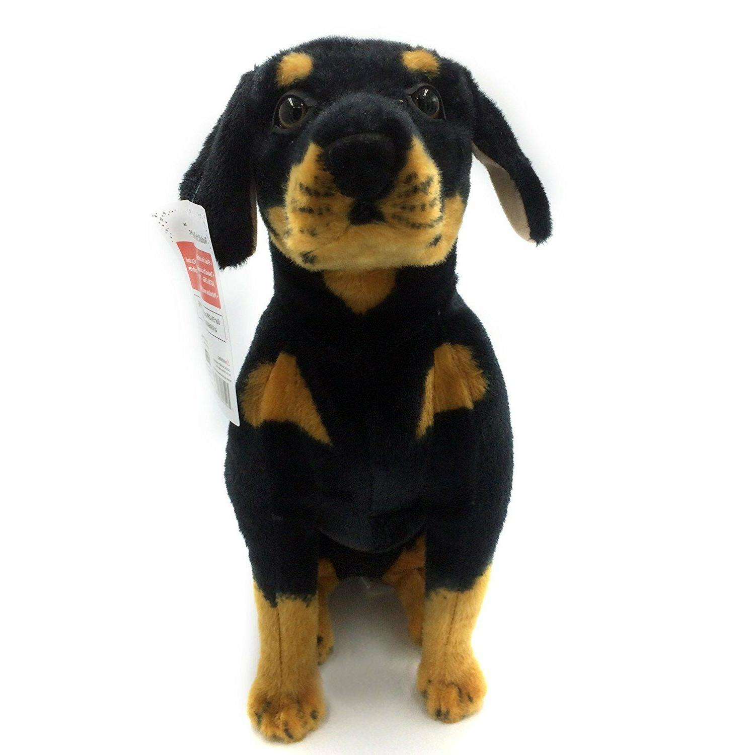 VIAHART Large Dog Stuffed | Rodolf