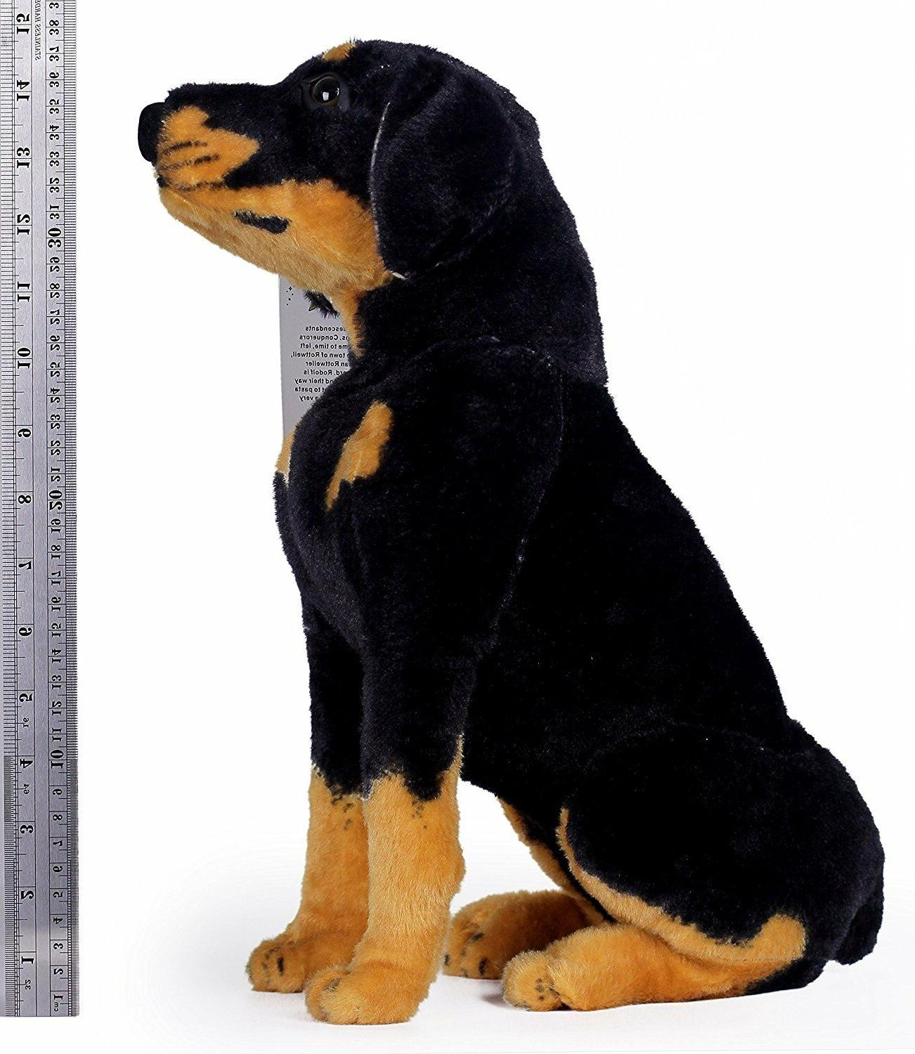 VIAHART Inch Large Dog Stuffed Animal | Rodolf