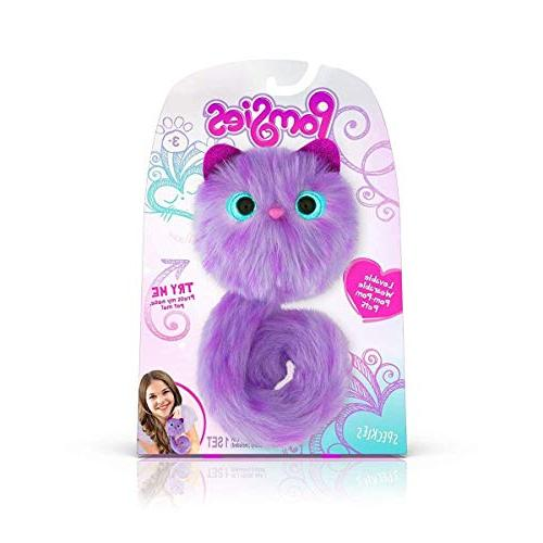 Pomsies Interactive Size, Purple/Lavender