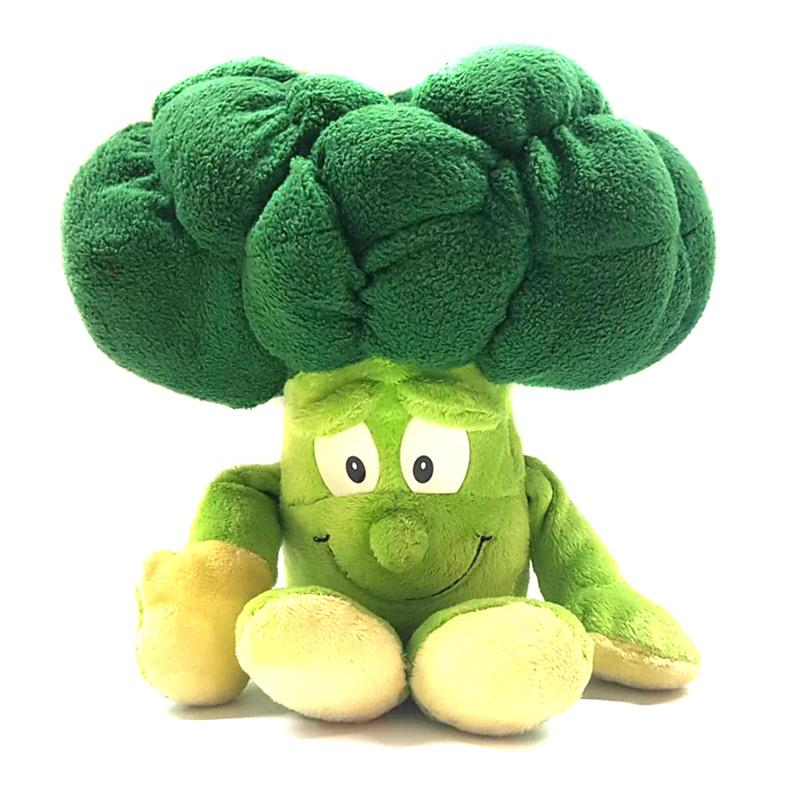 1Pcs Vegetables Plush Toy <font><b>Cute</b></font> Kids and Dropshipping