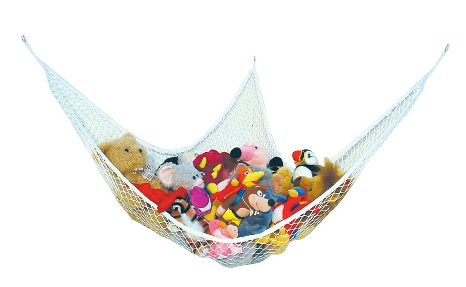 2ps Kids Net Hammock Organizer Stuffed Animals