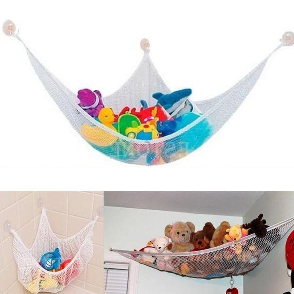 1pcs Kids Toy Hammock Net Organizer Corner Stuffed Animals H