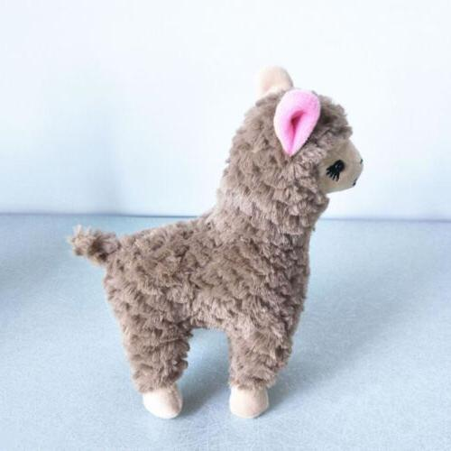 2 pcs Cute Alpaca Baby Stuffed