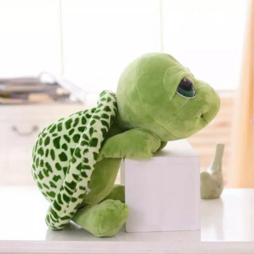 20CM Eyes Tortoise Animal Baby Kids Stuffed Plush Gifts
