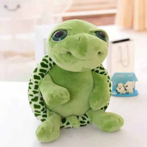 20CM Green Tortoise Turtle Baby Kids Stuffed Gifts
