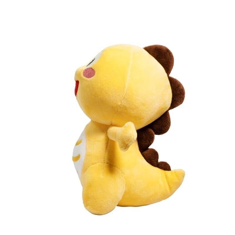 20cm VIPKID Cute Dino Dinosaur Doll Gift 8 Inches Plush Toys for Girl boy