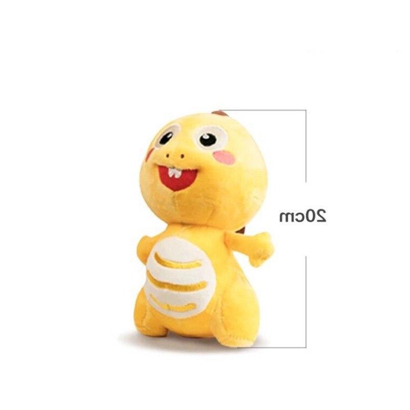 20cm VIPKID <font><b>Stuffed</b></font> Cute Doll Child Gift Plush Girl boy